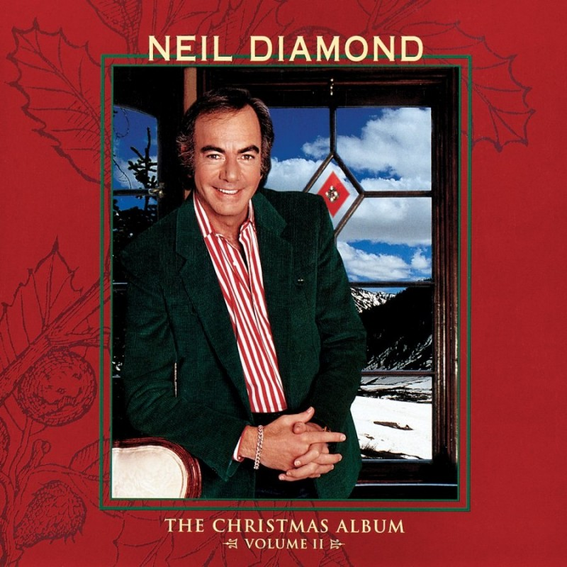 Neil diamond 1994 the christmas album volume ii
