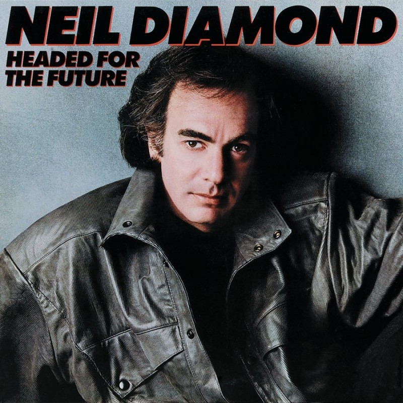 Neil Diamond_1986_Headed for the Future