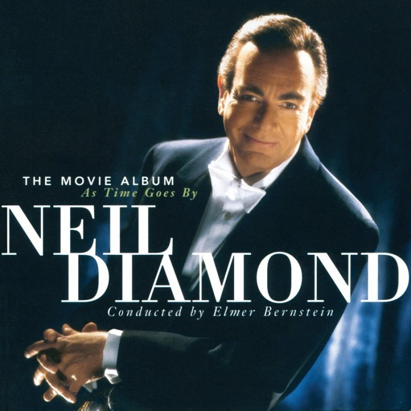 Neil Diamond_1998_The Movie Album As Time Goes By