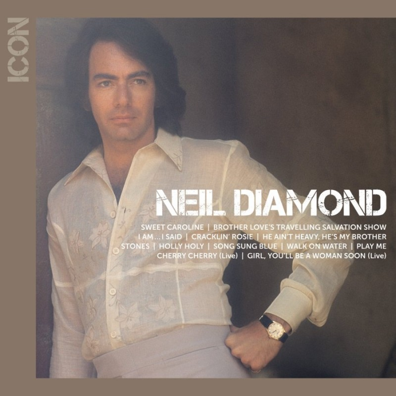 Neil Diamond_2010_ Icon